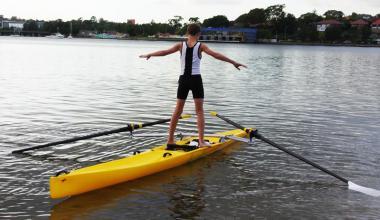 Wave Cutter for RECREATIONAL & NOVICE Rowers | race1 com au